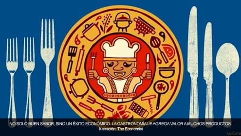 El nuevo clúster de la cocina nacional | Lampadia