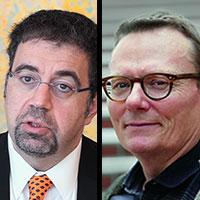 Daron Acemoglu y James A. Robinson
