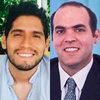 Fernando Zavala y Miguel Jaramillo