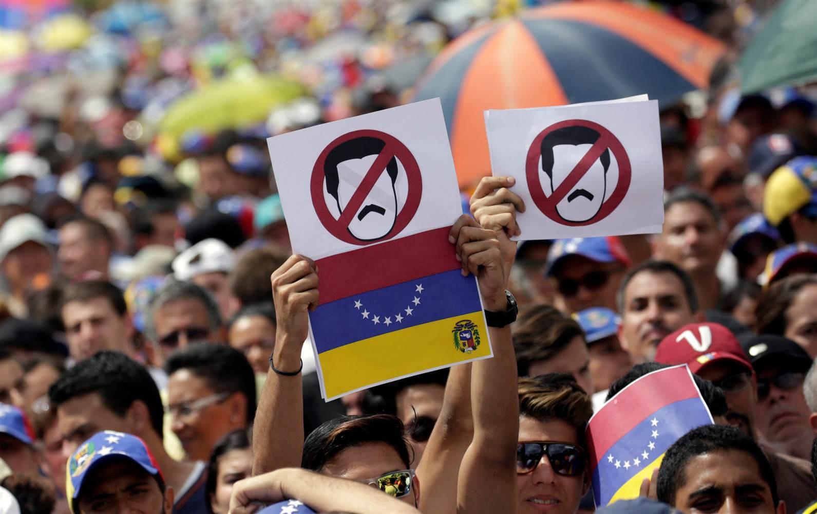 Resultado de imagen para venezuela crisis